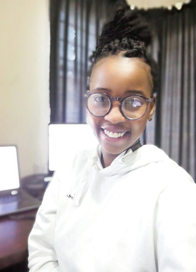 Sibusisiwe from South Africa