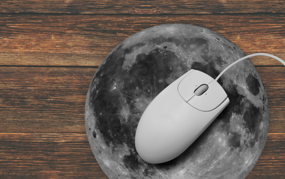 The best-kept secret: how to land on the moon