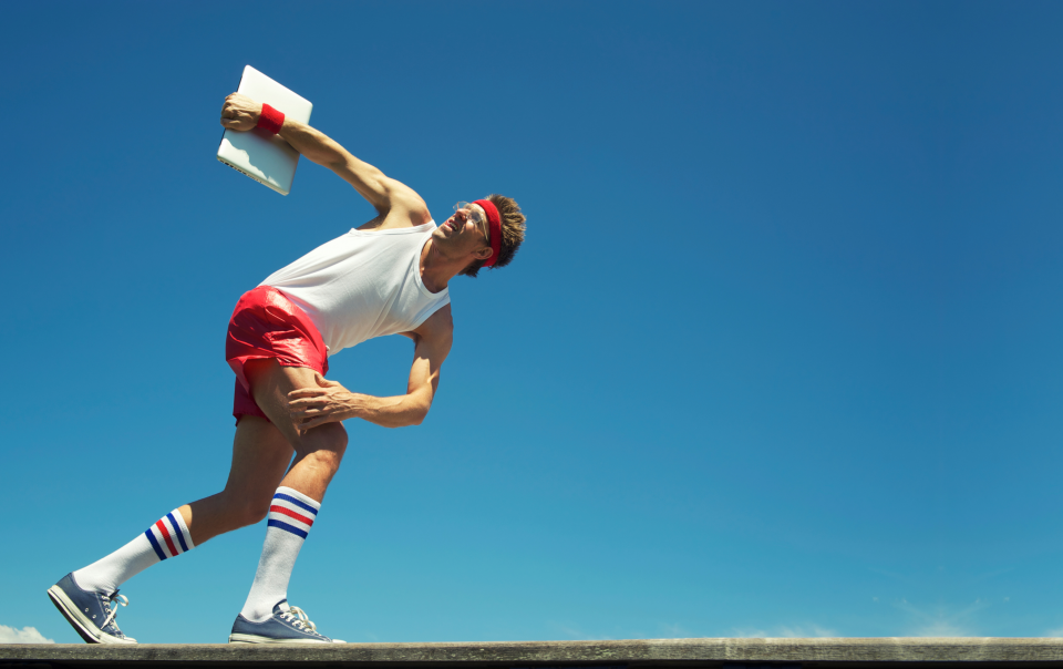 Do you have what it takes to be an Olympic Gold Medalist in Productivity? The answer is YES!