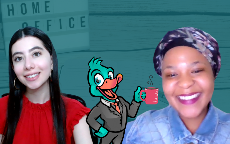 Weekly Tea with Palesa from South Africa!